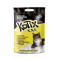 Наполнитель Kotix для туалетов 10л