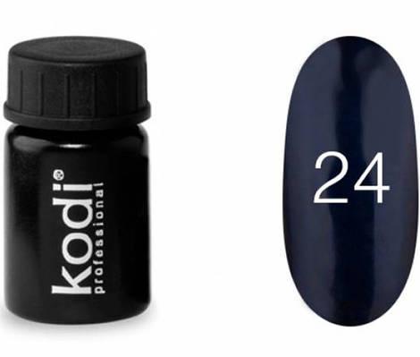 Гель краска Kodi Professional №24