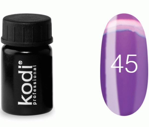 Гель краска Kodi Professional № 45