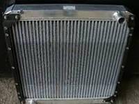 Водяной радиатор МАЗ-500-1301010