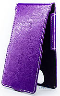 Чехол Status Leather Case Samsung Galaxy S3 Mini Neo i8200/i8190 Galaxy S III Mini Violet