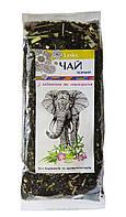"""Чай чёрный с лемонграссом и ладанником """"Lanka""""  100 грамм"""