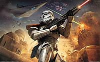 Звездные войны 1  вафельная картинка