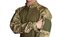 """Боевая рубашка """"Пиксель ВСУ"""", фото 1"""