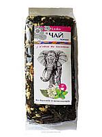 """Чай чёрный с жасмином и мятой """"Lanka"""" 100 грамм"""