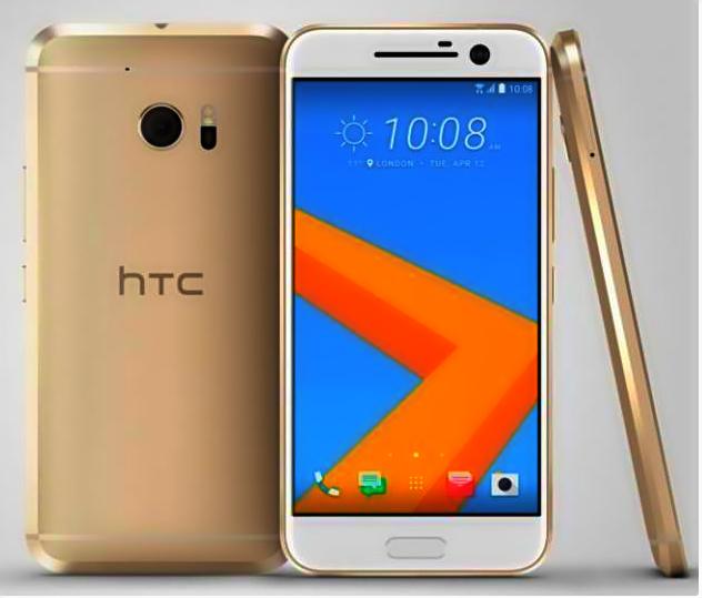 HTC 10 32GB (Gold)