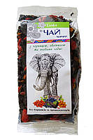 """Чай черный с ягодами годжи, облепихой и черникой """"Lanka"""" 100 граммЧай черный с ягодами годжи, облепихой и черн"""