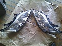 Фара галоген 81170-33670 правая Lexus ES 2006-2010 США БУ оригинал