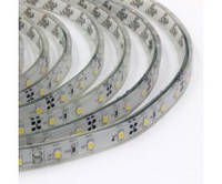 Светодиодная лента SMD 3528 120 диодов на метр IP65 standart герметичная