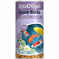 Корм для рыб TetraPond Variety Sticks - 1л
