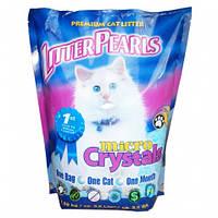 Litter Pearls Микро Кристаллс (MC) кварцевый наполнитель для туалетов котов 1.59кг