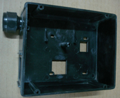 Корпус электроблока редукторной бетономешалки 140-230 л