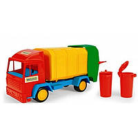 Игрушка «Мусоровоз» Mini Truck Wader 39211