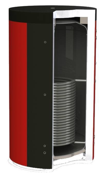 Буферные емкости для котлов (аккумулирующие емкости) KHT EA-01-3000