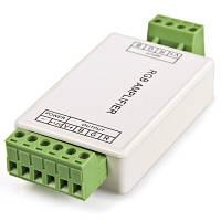 Усилитель RGB для LED контроллера 12A 12V, пластик