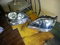 Фара галоген хром США левая БУ на Lexus RX 1999-2003 8115048090