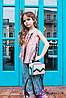 Детский модный костюм 2 брюки и кофта высокого качества 1602/67 ЮГ