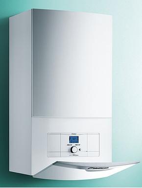 Настенный двухконтурный газовый котел Vaillant turboTEC plus VUW INT 242/5-5 H Мощность 24 квт, фото 2