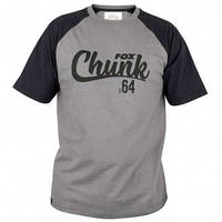 Футболка Fox CHUNK Black / grey T-shirt