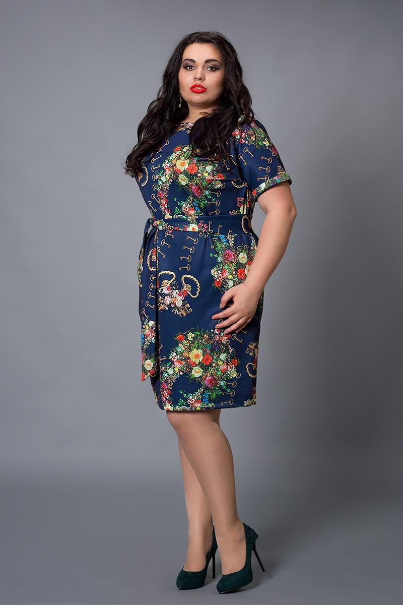Платье мод №251-10, размер 48