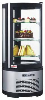 Вітрина холодильна настільна Frosty ARC-100R, фото 2