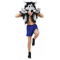 Детский карнавальный костюм Вовк