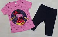 Детская одежда оптом (Турция). Костюм на девочку 1,2,3 года 100 % хлопок