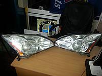 Фара галоген левая БУ на Lexus RX 2003-2008 года. Код 04002-85148
