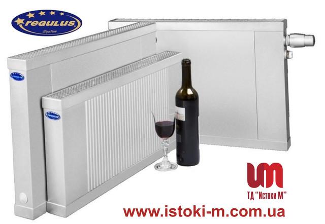 низкотемпературные радиаторы отопления, радиаторы отопления для тепловых насосов