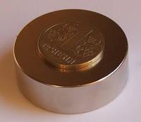 Польский Неодимовый магнит D45*H15 (сила: 60кг / намагниченность: N42)