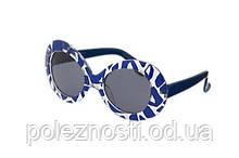 Очки солнцезащитные, синие (4-6 лет), ТМ Gymboree
