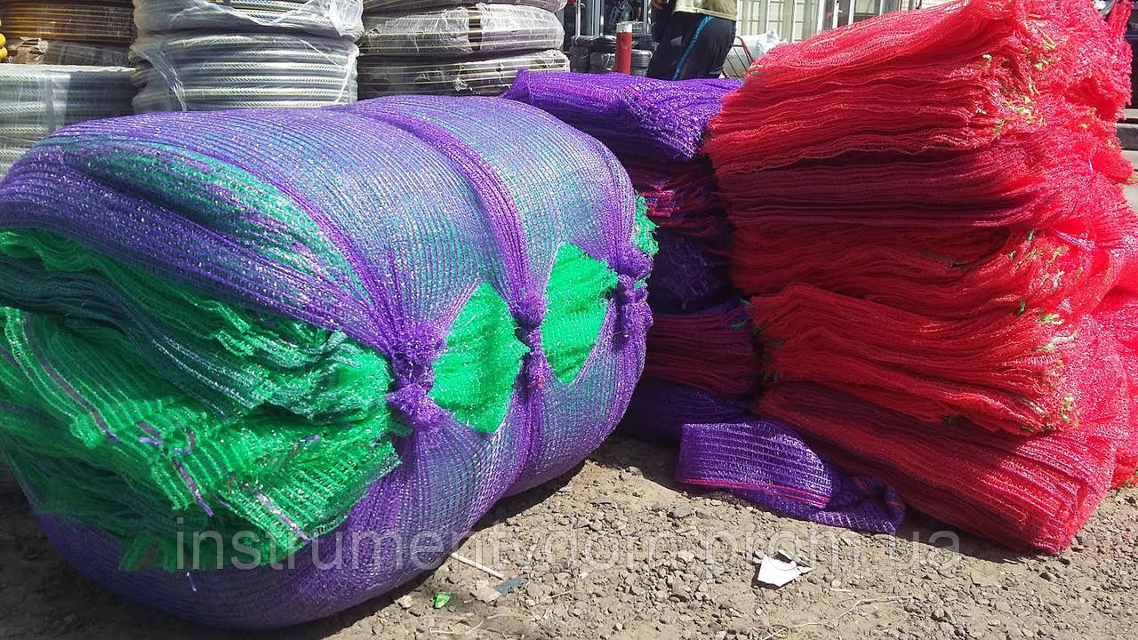 Сетка овощная на 40 кг (50х80 см)