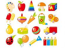 Канцтовары, игрушки и детское творчество