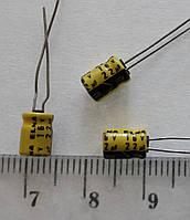 Конденсатор электролитический 22uF 16V 5x7 ELNA