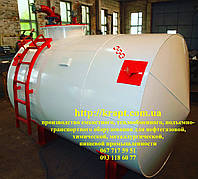Резервуар для ГСМ 5 куб.м. двустенный