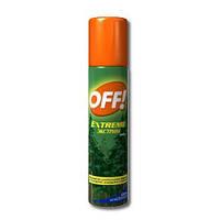 Спрей от комаров и насекомых OFF Extreme 100ml