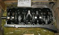 Блок цилиндров (пр-во SsangYong) A6650103701D