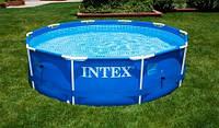 Каркасный бассейн Metal Frame 3,66х0,76м Intex 28210(56994)
