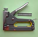 Степлер строительный механический ; скобы для степлера