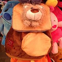 Мягкий детский рюкзак МИШКА