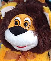 Детский рюкзак-игрушка Лев