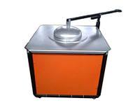Электропечь САТ-0,16 (на 160кг алюминия)