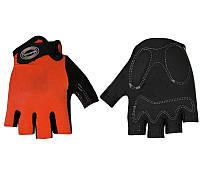 Велоперчатки текстильные SCOYCO ВG02-R(XL)