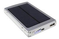Зарядное устройство на солнечной батареи «Power Bank SOLAR 40000 mAh», фото 1