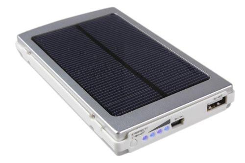 Зарядное устройство на солнечной батареи «Power Bank SOLAR 40000 mAh»