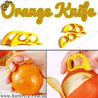"Нож для чистки цитрусовых - ""Orange Knife"" - 2 шт."