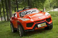 Детский электромобиль Lamborghini UTUS YJ 288: 12V, 2 мотора, MP3: RED, фото 1