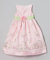 Б/У Нарядное платье для девочки 4-5 лет (б/у)