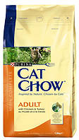 Корм для кошек Purina Cat Chow Adult Chicken & Turkey