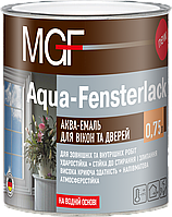 Аква-эмаль для окон и дверей MGF